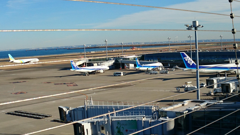 羽田空港3
