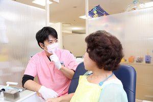 歯の寿命を延ばすことが当院の目標です